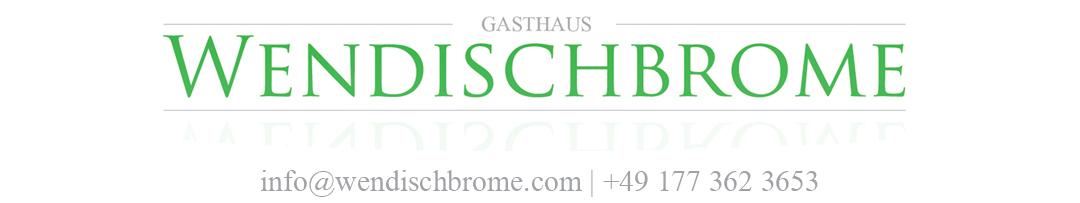 Gasthaus Wendischbrome Logo